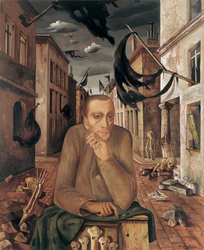 Felix Nussbaum: Orgelmann
